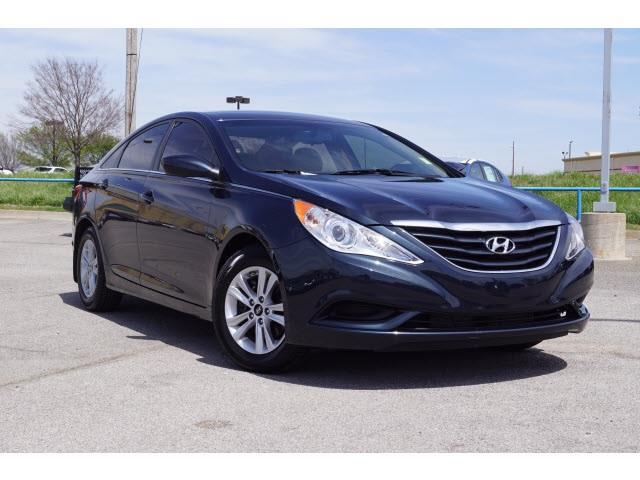 2013 hyundai sonata gls gls 4dr sedan for sale in broken arrow oklahoma classified. Black Bedroom Furniture Sets. Home Design Ideas