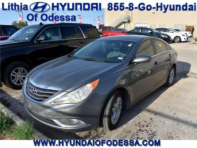 2013 Hyundai Sonata GLS GLS 4dr Sedan