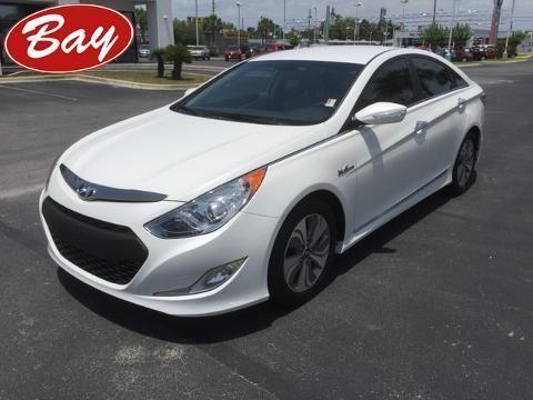 2013 HYUNDAI SONATA HYBRID 4 DOOR SEDAN