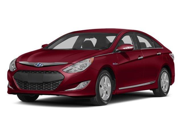 2013 Hyundai Sonata Hybrid Base Base 4dr Sedan