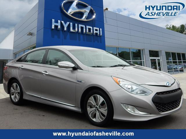 Hyundai Of Asheville >> 2013 Hyundai Sonata Hybrid Limited Limited 4dr Sedan for Sale in Asheville, North Carolina ...