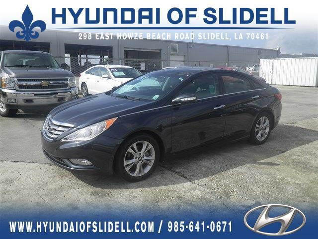 2013 hyundai sonata limited limited 4dr sedan for sale in slidell louisiana classified. Black Bedroom Furniture Sets. Home Design Ideas