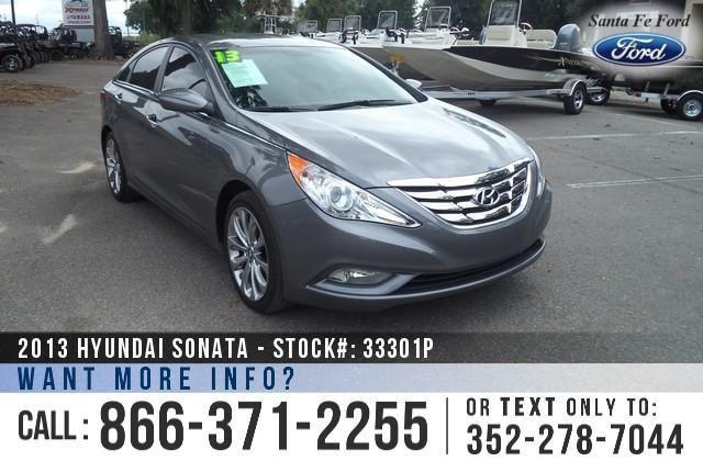 2013 Hyundai Sonata SE - 21K Miles - On-site Financing!