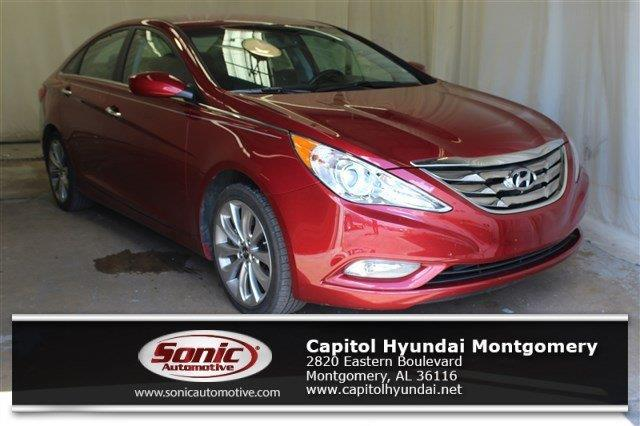 2013 Hyundai Sonata Se Se 4dr Sedan For Sale In Montgomery