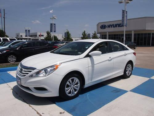 2013 hyundai sonata sedan gls for sale in houston texas. Black Bedroom Furniture Sets. Home Design Ideas