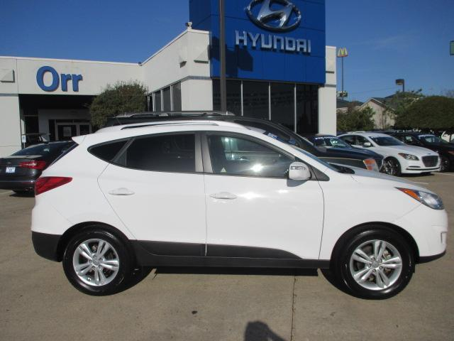 2013 Hyundai Tucson GLS GLS 4dr SUV