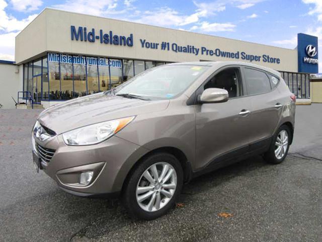 2013 Hyundai Tucson Limited AWD Limited 4dr SUV