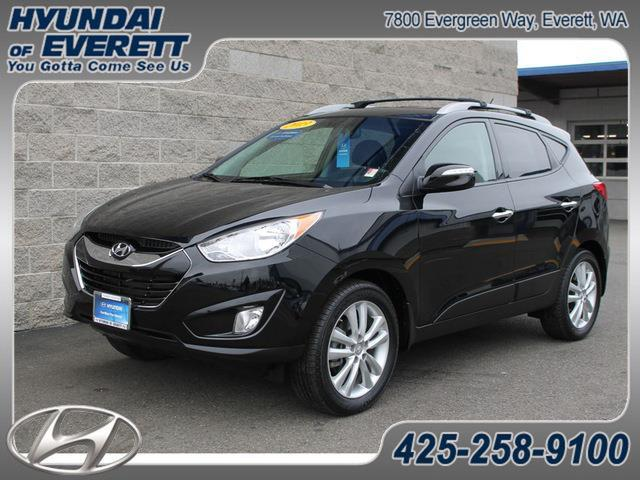 2013 hyundai tucson limited limited 4dr suv for sale in everett washington classified. Black Bedroom Furniture Sets. Home Design Ideas