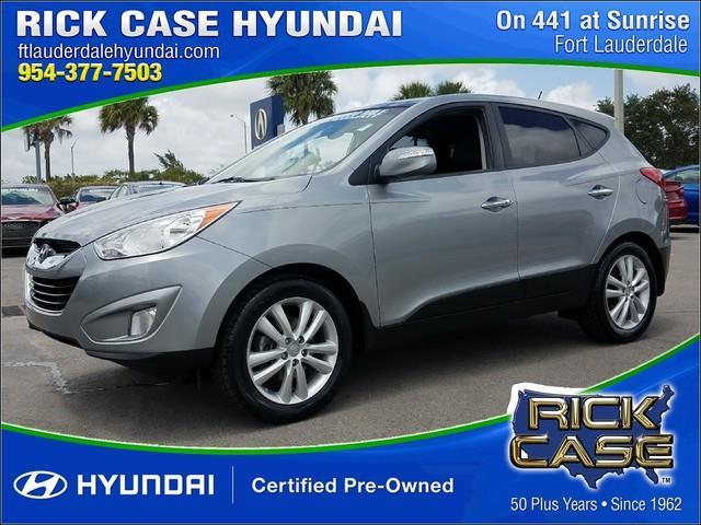 2013 Hyundai Tucson Limited Limited 4dr SUV for Sale in