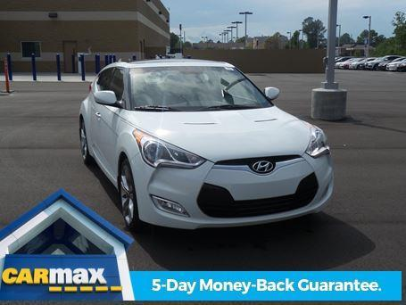 2013 Hyundai Veloster Base 3dr Coupe