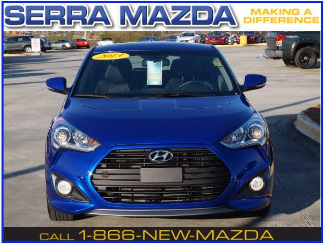 2013 hyundai veloster turbo 3dr coupe w blue seats 6m for sale in birmingham alabama classified. Black Bedroom Furniture Sets. Home Design Ideas