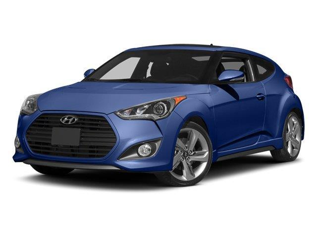 2013 Hyundai Veloster Turbo Base 3dr Coupe 6M