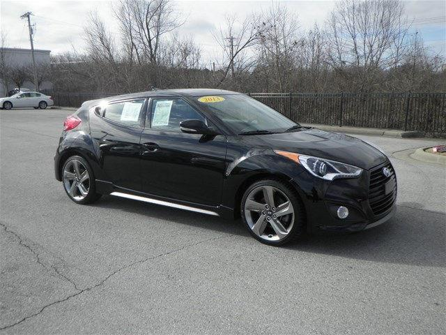 2013 Hyundai Veloster Turbo Base 3dr Coupe for Sale in ...
