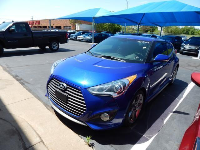 2013 hyundai veloster turbo base 3dr coupe for sale in oklahoma city oklahoma classified. Black Bedroom Furniture Sets. Home Design Ideas