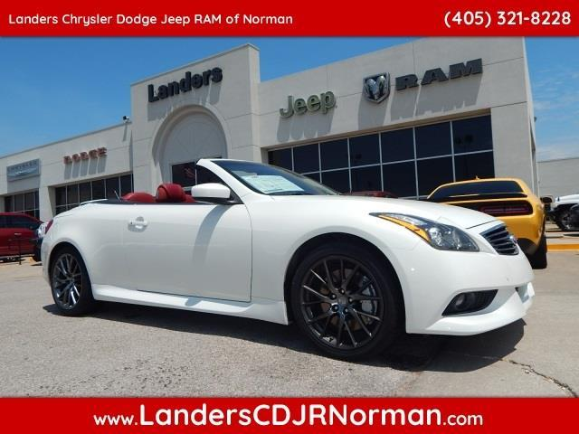2013 infiniti g37 convertible ipl ipl 2dr convertible for sale in norman oklahoma classified. Black Bedroom Furniture Sets. Home Design Ideas