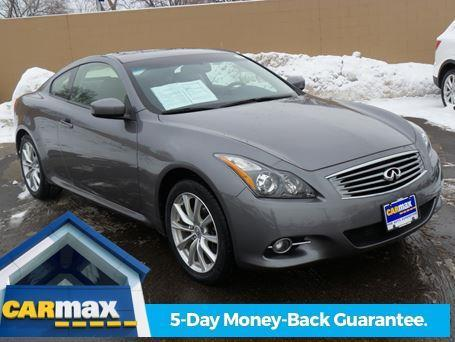 2013 INFINITI G37 Coupe x AWD x 2dr Coupe