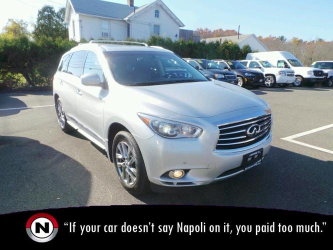 2013 infiniti jx35 base awd 4dr suv for sale in milford connecticut classified. Black Bedroom Furniture Sets. Home Design Ideas