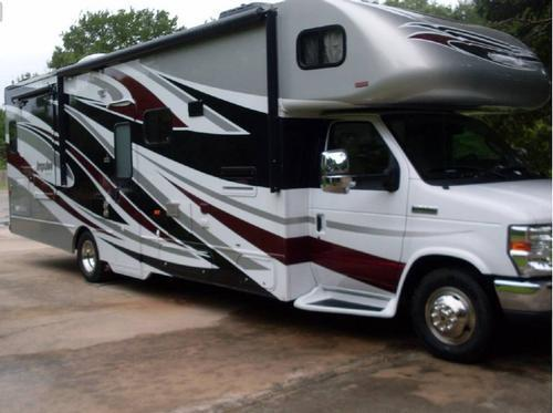 2013 Itasca Impulse Silver 31wp For Sale In Austin Texas