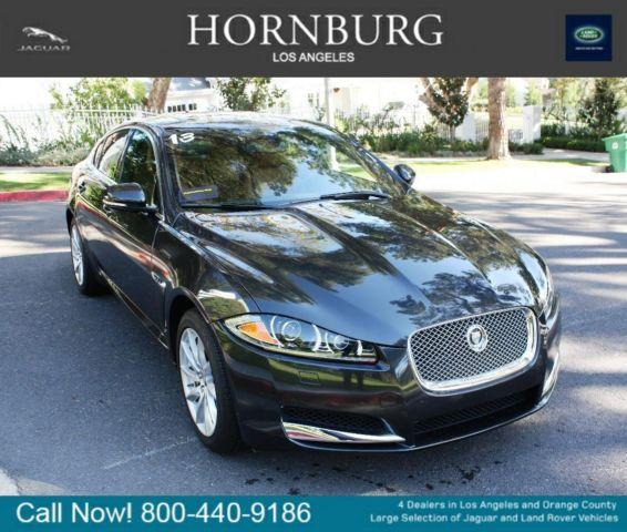 2013 Jaguar Xf Sedan 4 Dr I4 Rwd For Sale In Los Angeles