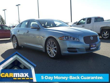 2013 Jaguar XJ Base 4dr Sedan