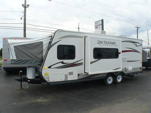 New Jay Feather Ultra Lite Travel Trailers  Jayco Inc