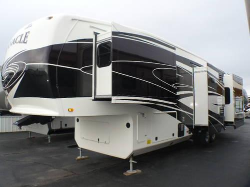 2013 Jayco Pinnacle 36rsqs Fifth Wheel 4 Slides For Sale