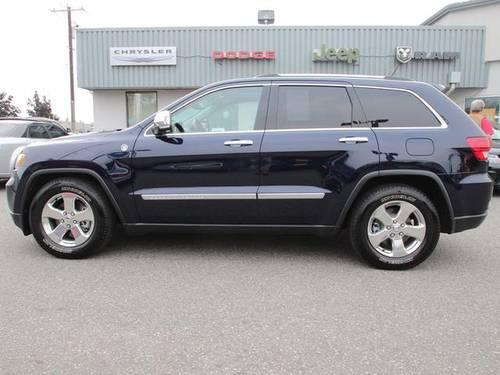 2013 jeep grand cherokee 4d sport utility overland for sale in. Cars Review. Best American Auto & Cars Review