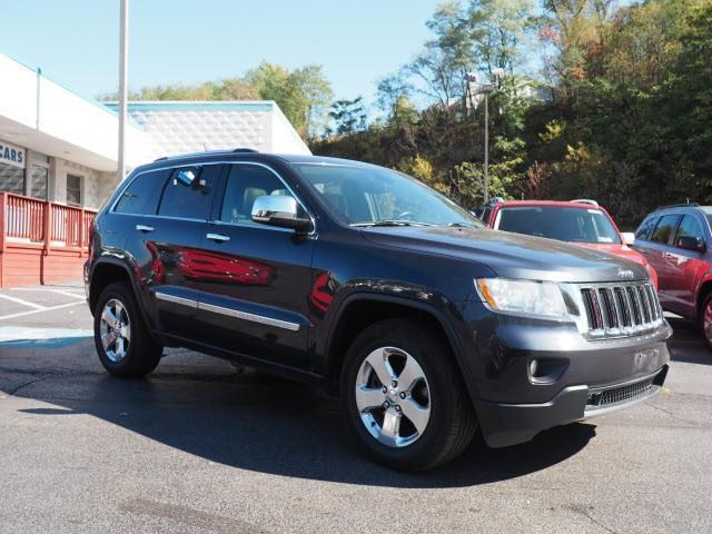 2013 Jeep Grand Cherokee Limited 4x4 Limited 4dr SUV for