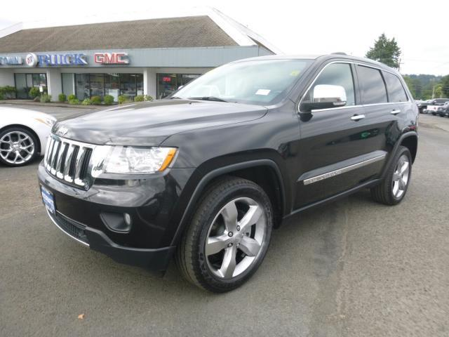 2013 jeep grand cherokee limited 4x4 limited 4dr suv for sale in gladstone oregon classified. Black Bedroom Furniture Sets. Home Design Ideas