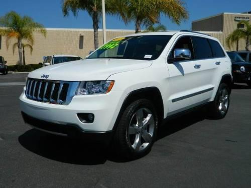 2013 jeep grand cherokee limited sport utility 4d for sale in irvine california classified. Black Bedroom Furniture Sets. Home Design Ideas