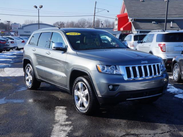 2013 jeep grand cherokee overland brighton mi for sale in brighton. Cars Review. Best American Auto & Cars Review