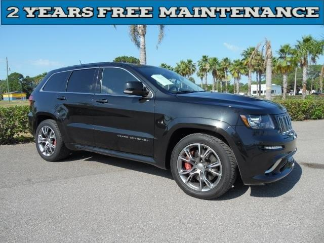 2013 jeep grand cherokee srt8 4x4 srt8 4dr suv for sale in port richey florida classified. Black Bedroom Furniture Sets. Home Design Ideas