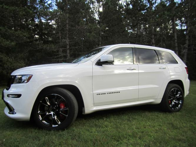 2013 jeep grand cherokee srt8 for sale in superior wisconsin classified. Black Bedroom Furniture Sets. Home Design Ideas
