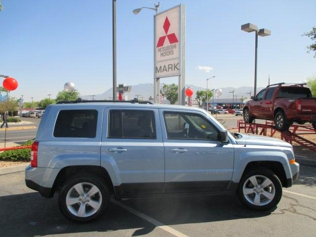 2013 Jeep Patriot Latitude Albuquerque, NM