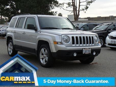 2013 Jeep Patriot Latitude Latitude 4dr SUV