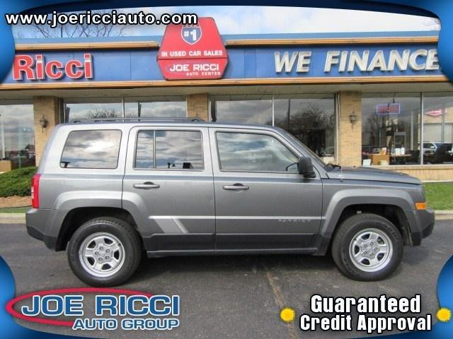 2013 Jeep Patriot Sport 4x4 Sport 4dr SUV