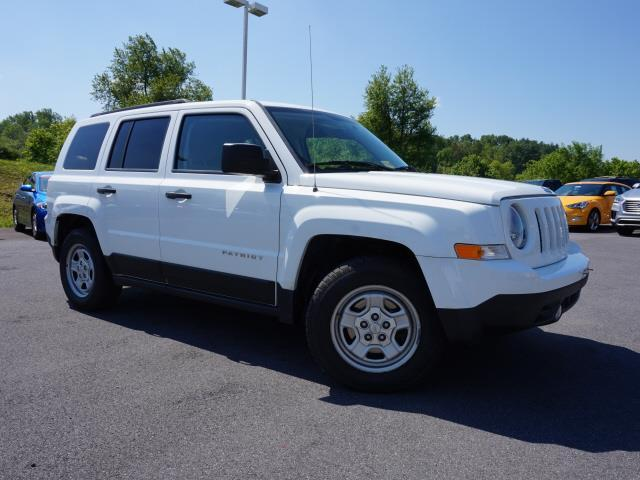 2013 jeep patriot sport sport 4dr suv for sale in bristol tennessee classified. Black Bedroom Furniture Sets. Home Design Ideas