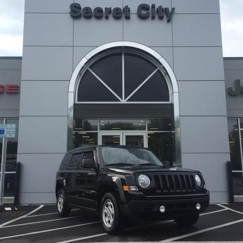2013 Jeep Patriot Interior: 2013 Jeep Patriot Sport Sport 4dr SUV For Sale In Oak