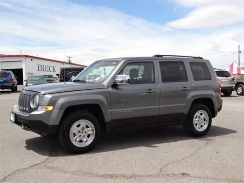 2013 jeep patriot suv 4wd 4dr sport for sale in reno nevada classified. Black Bedroom Furniture Sets. Home Design Ideas