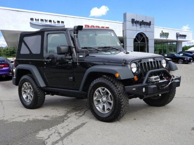 Jeep Connectivity Group >> 2013 Jeep Wrangler 4wd Rubicon W 10th Anniversary For Sale