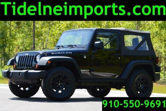2013 jeep wrangler rubicon 4wd bfg tires nice for sale. Black Bedroom Furniture Sets. Home Design Ideas