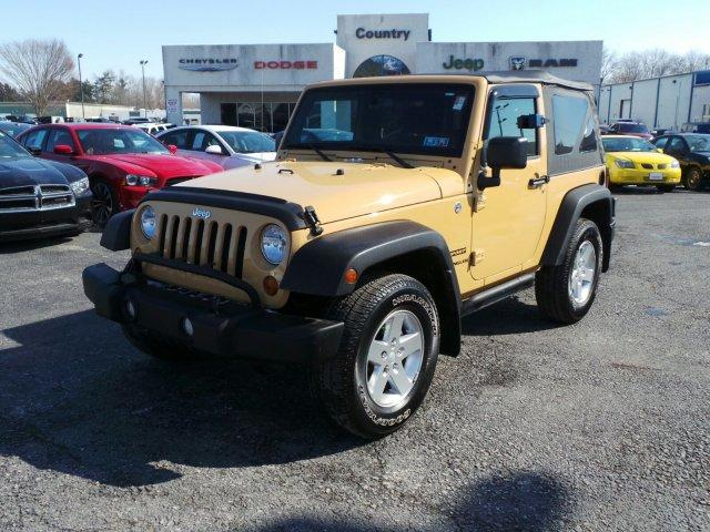 2013 jeep wrangler sport oxford pa for sale in oxford pennsylvania classified. Black Bedroom Furniture Sets. Home Design Ideas