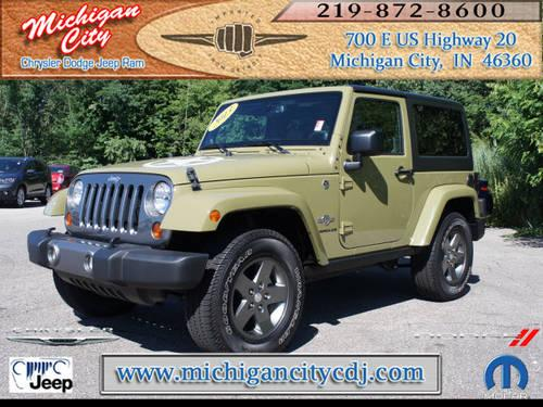 2013 jeep wrangler suv 4x4 freedom edition 2dr suv for sale in long beach indiana classified. Black Bedroom Furniture Sets. Home Design Ideas