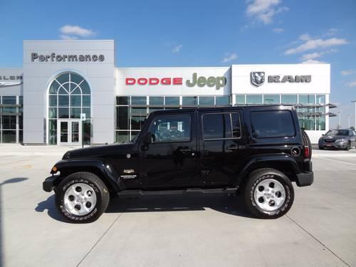 2013 jeep wrangler unlimited 4wd 4dr sahara for sale in bellevue nebraska classified. Black Bedroom Furniture Sets. Home Design Ideas