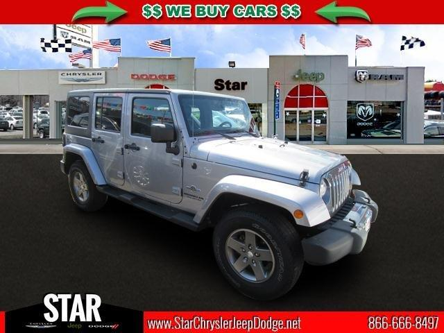 2013 Jeep Wrangler Unlimited Freedom Edition 4x4