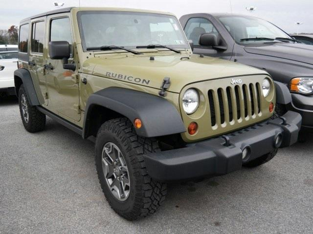 2013 jeep wrangler unlimited rubicon 4x4 rubicon 4dr suv for sale in downingtown pennsylvania. Black Bedroom Furniture Sets. Home Design Ideas