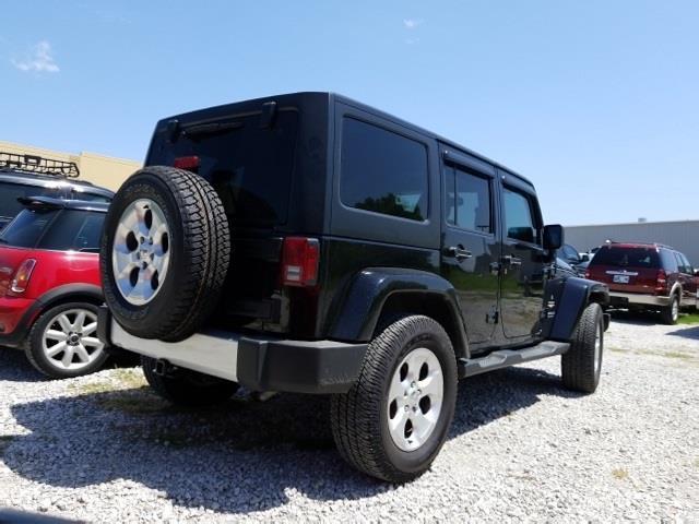 2013 jeep wrangler unlimited sahara 4x4 sahara 4dr suv for sale in broken arrow oklahoma. Black Bedroom Furniture Sets. Home Design Ideas