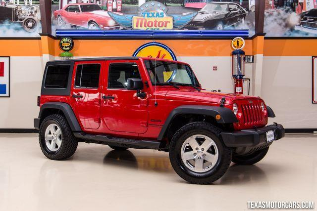 2013 Jeep Wrangler Unlimited Sport 4x4 Sport 4dr SUV