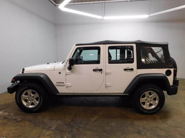 2013 jeep wrangler unlimited sport 4x4 sport 4dr suv for sale in san antonio texas classified. Black Bedroom Furniture Sets. Home Design Ideas