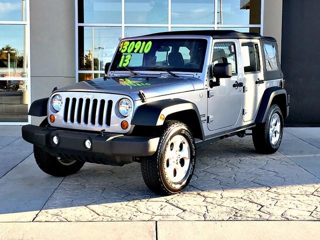 2013 Jeep Wrangler Unlimited Sport Dover, DE